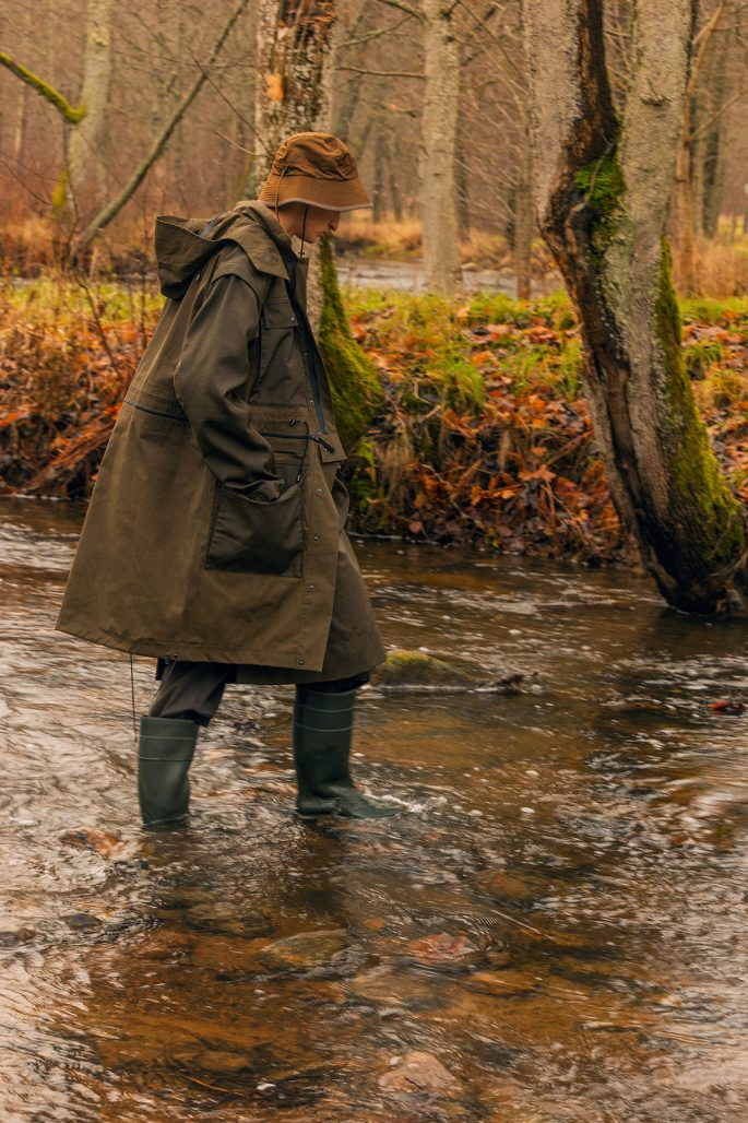Kappa av Maria Korkeila för Fiskars
