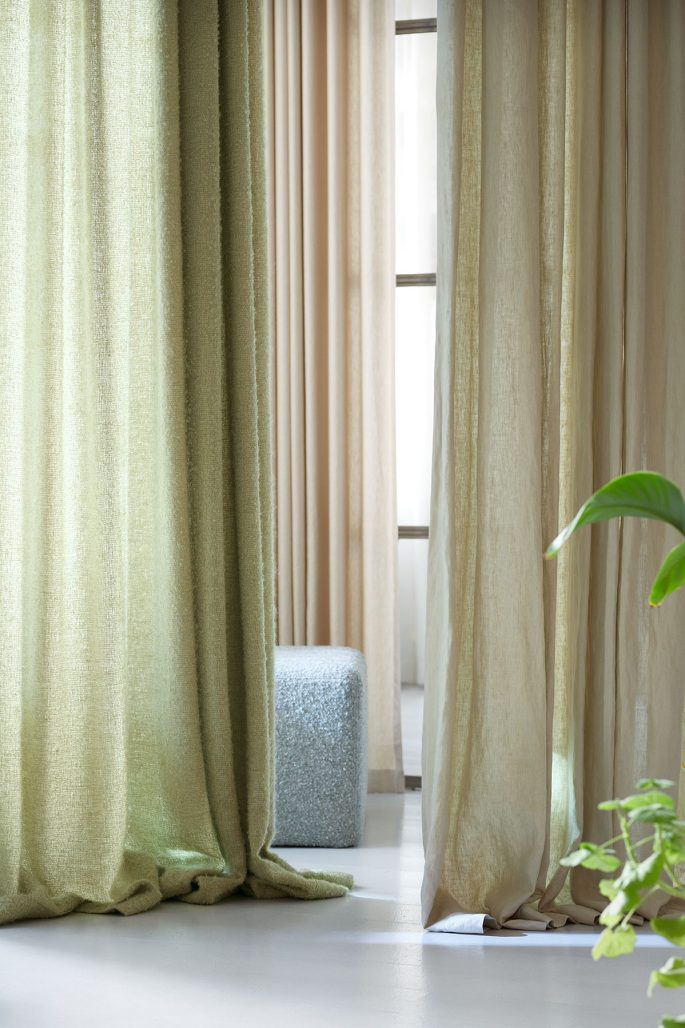 Textilier från Astrid Textiles som är ett av de deltagande företagen under Stockholm Creative Edition