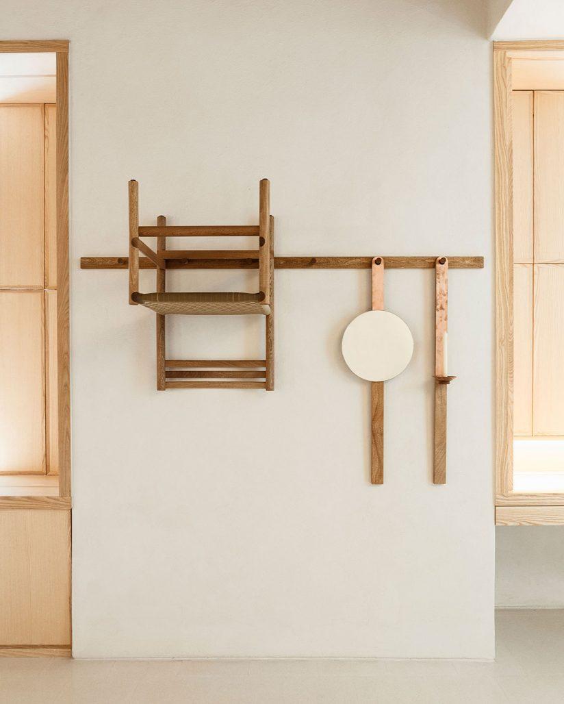 Möbler och inredning i shakerstil