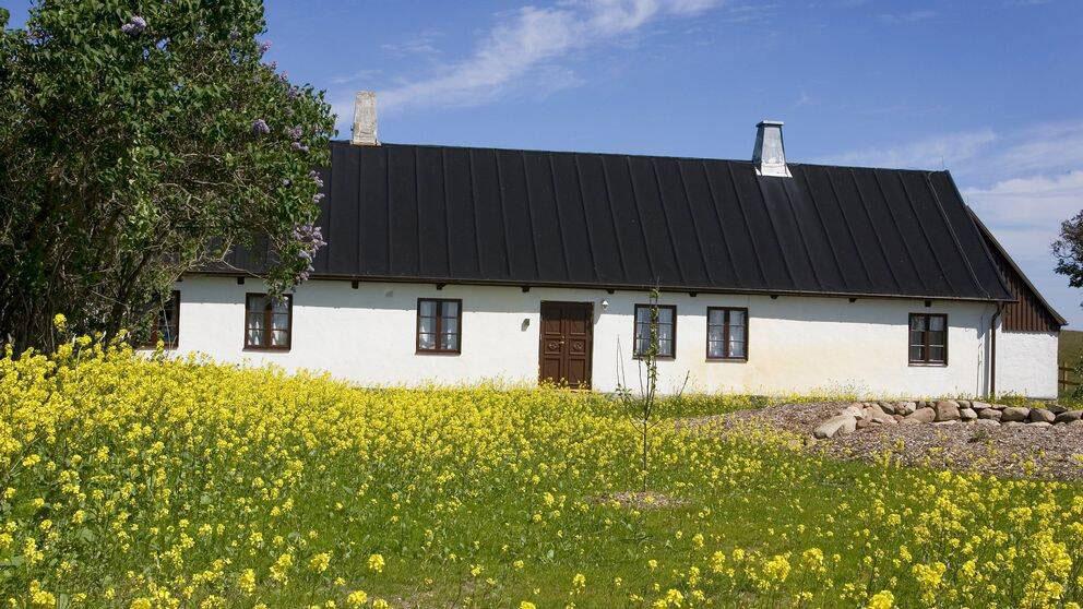Dag Hammarskjölds hem Backåkra