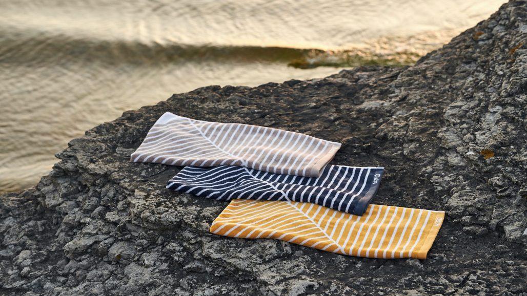 Designnytt – handdukar från NJRD