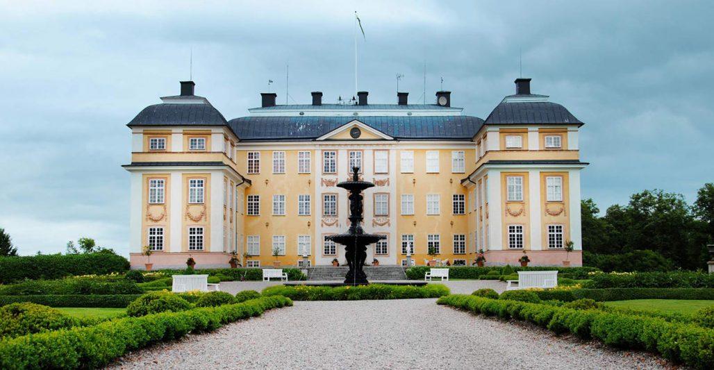 Besök Ericsbergs slott på slottssafari i Sörmland