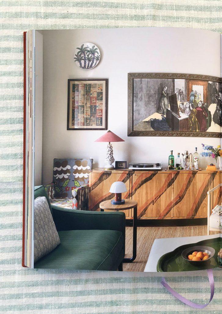 Inredning av Beata Heuman i boken Every Room Should Sing