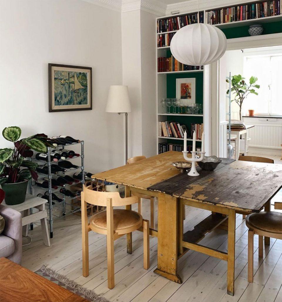 Inredning hemma hos Gabriella Skog