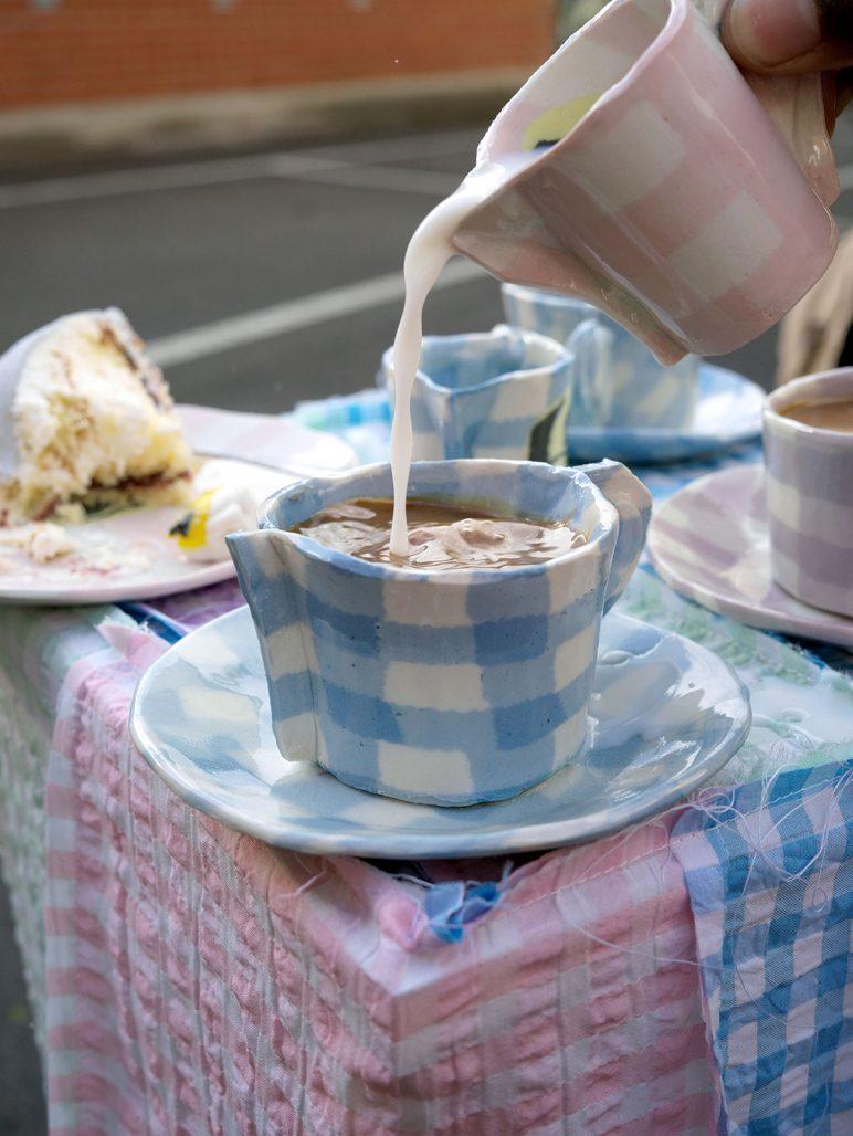 Kaffe på Dumt Café
