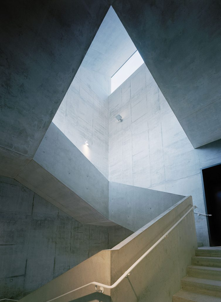 Arkitektur på Kalmar konstmuseum