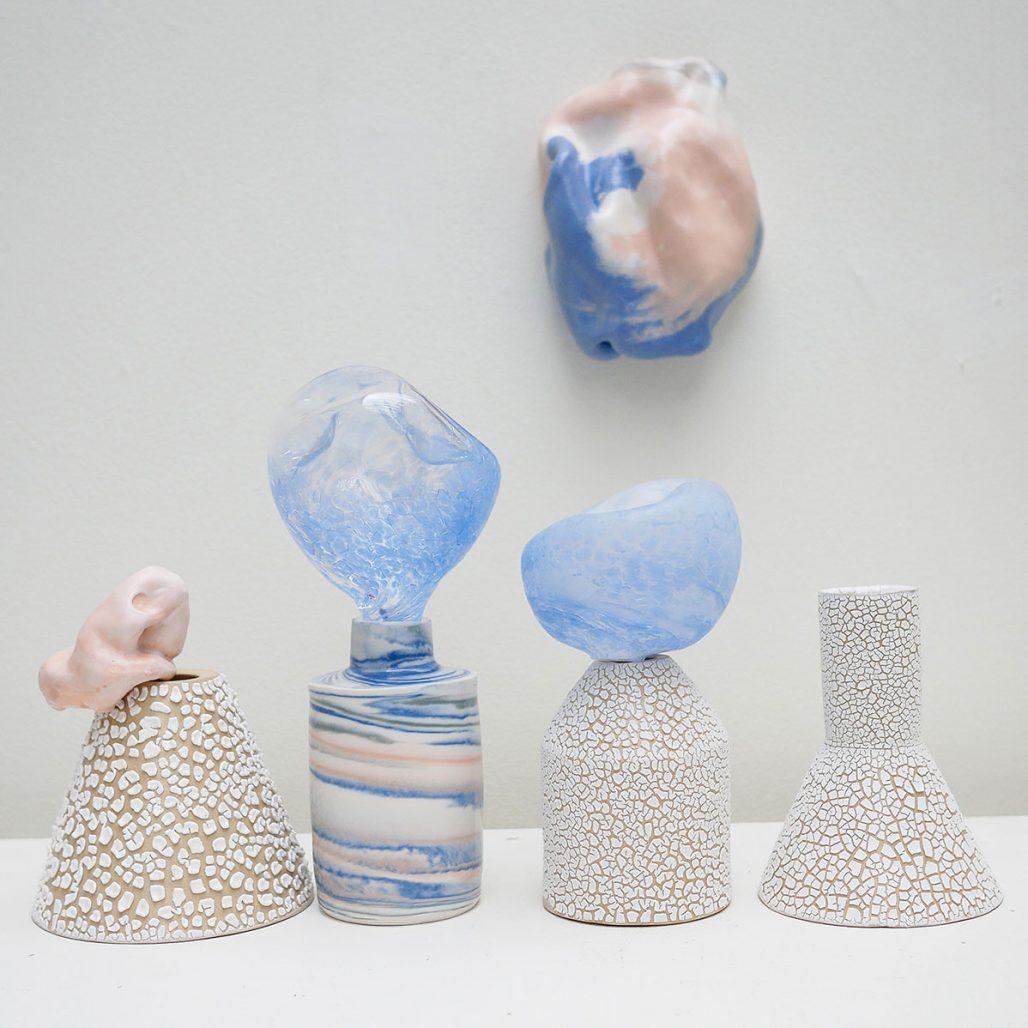 Keramik och glas av Le Ceramics