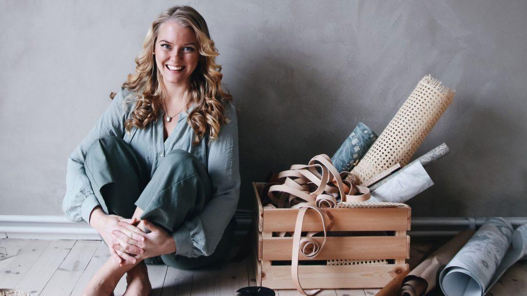 Monica Karlstein driver Hemmafixbloggen