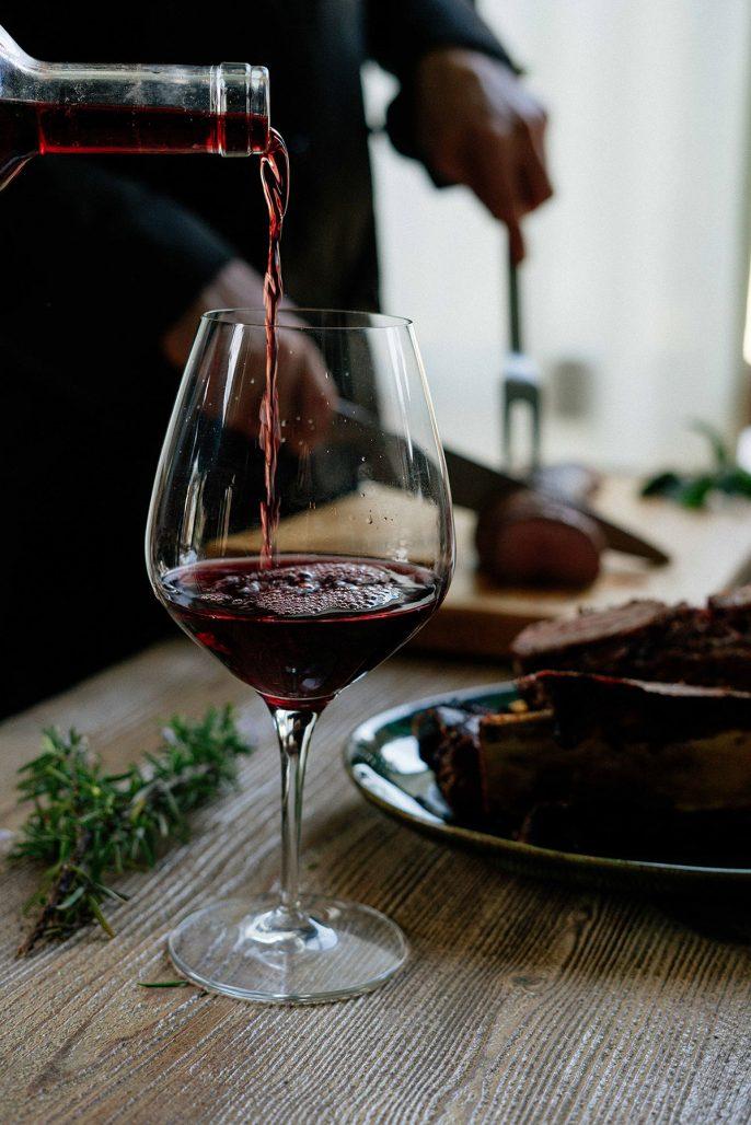 Välj rätt vin till grillat
