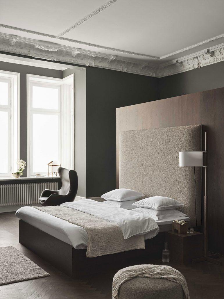 Sänggavel från Sérénité