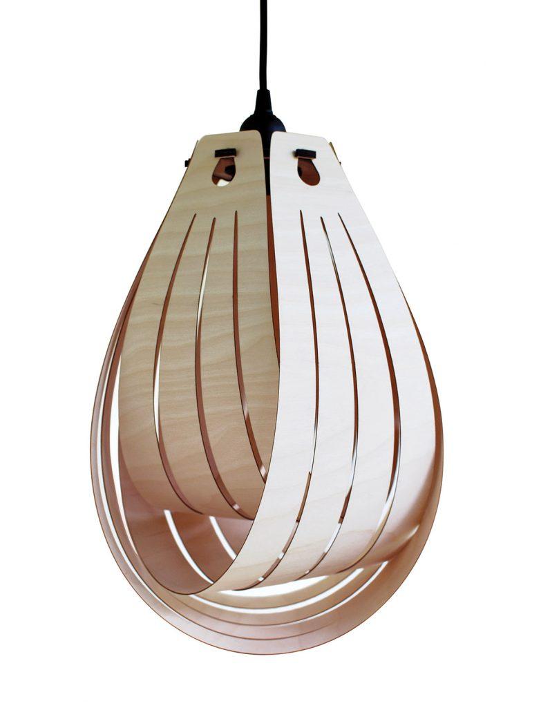 Lampan Allium från Sloydlab