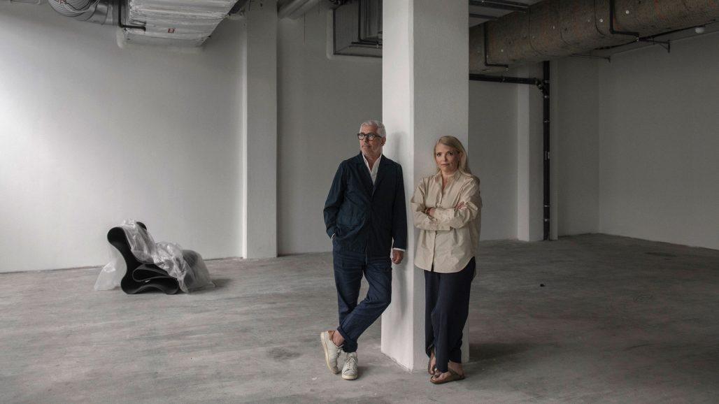 Ulrika och Philippe Attar är initiativtagarna bakom Stockholm Creative Edition