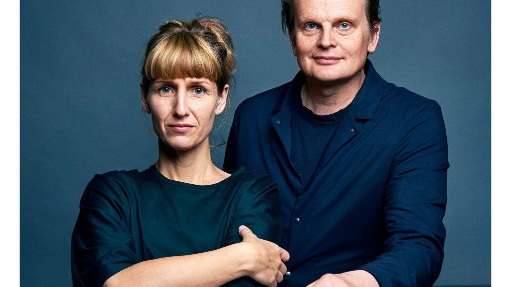 Gabriella Lenke och Mattias Ståhlbom utgör Taf Studio