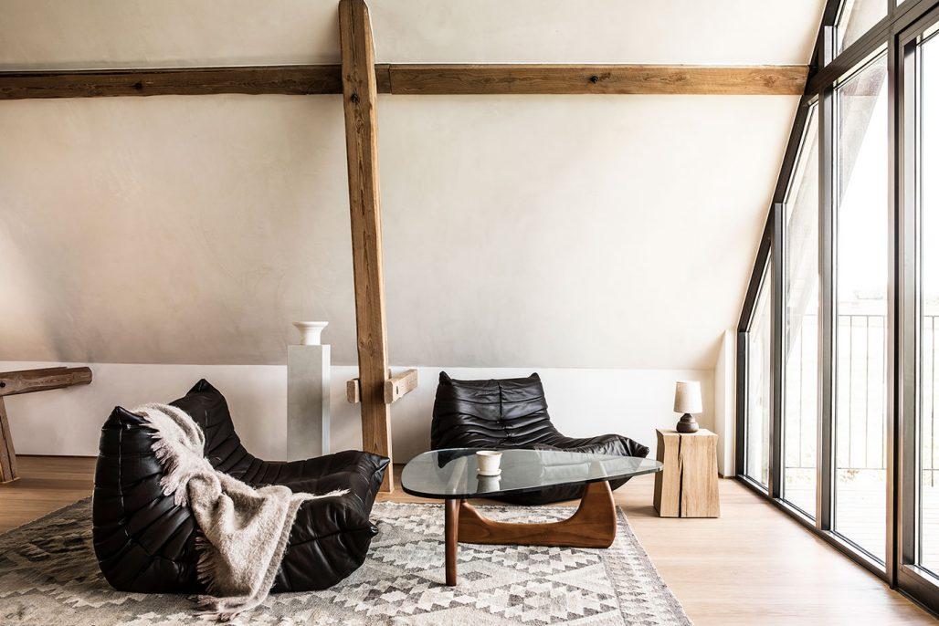 Designmöbler på TypeO Loft I Skåne