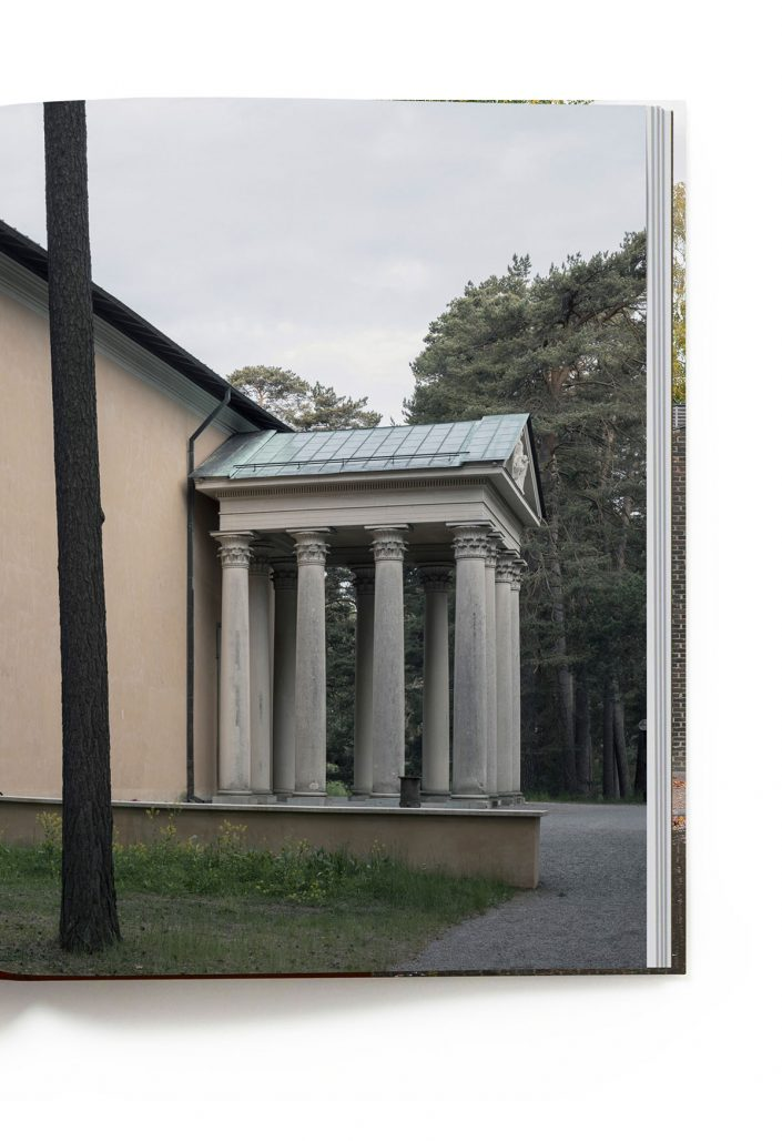 Foto ur boken Sigurd Lewerentz – dödens och livets arkitekt
