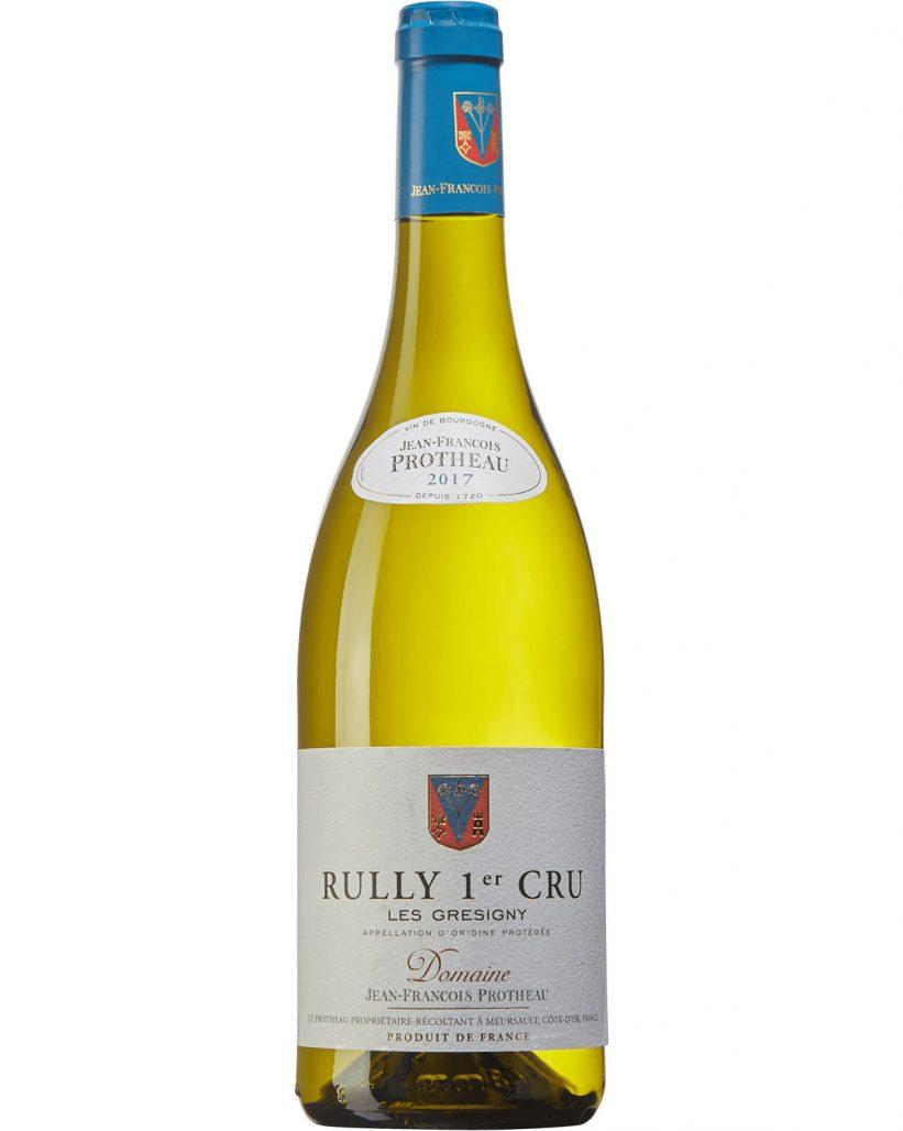 Vinet 2018 Rully Premier Cru Les Grésigny