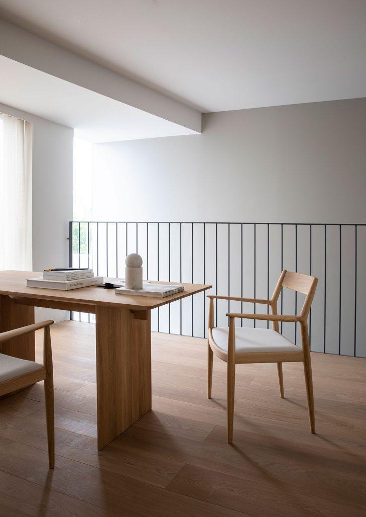 Övre plan i lägenhet i Tokyo