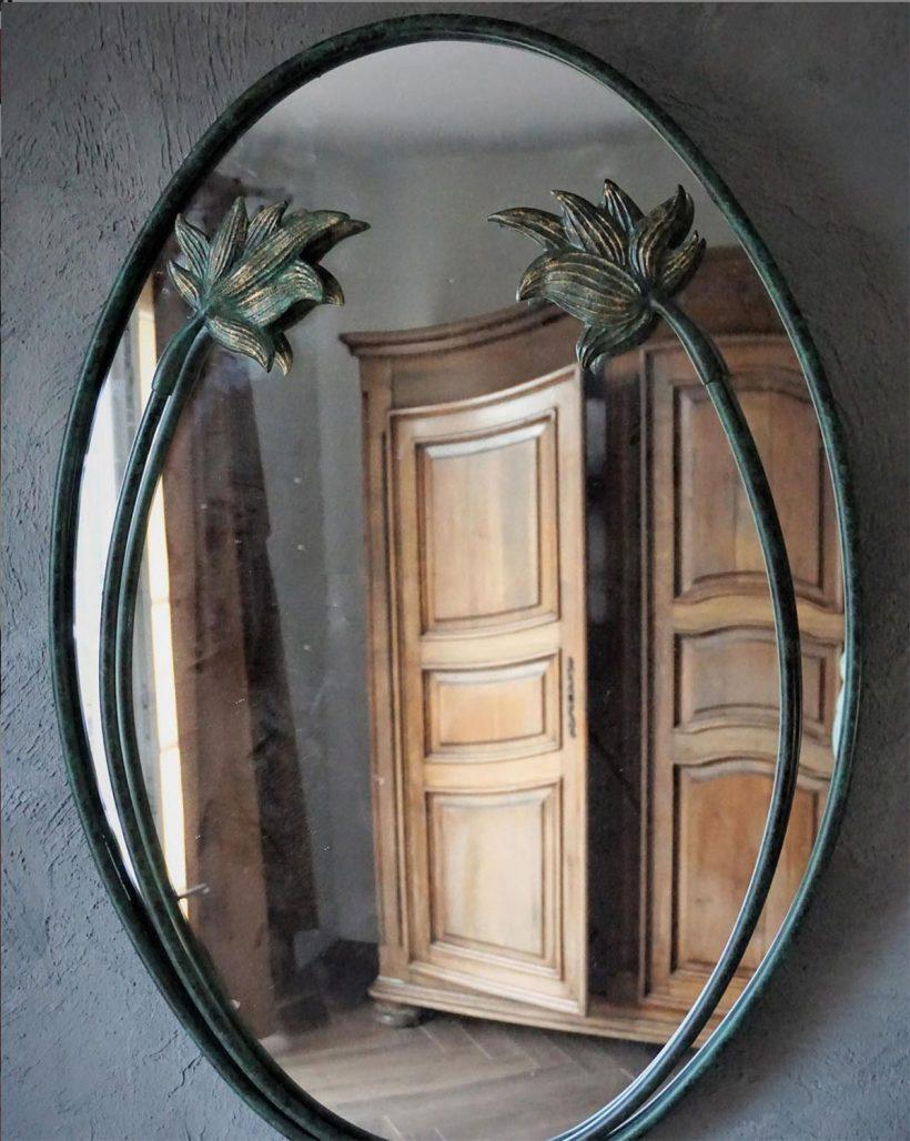 Spegel från Artispelisse