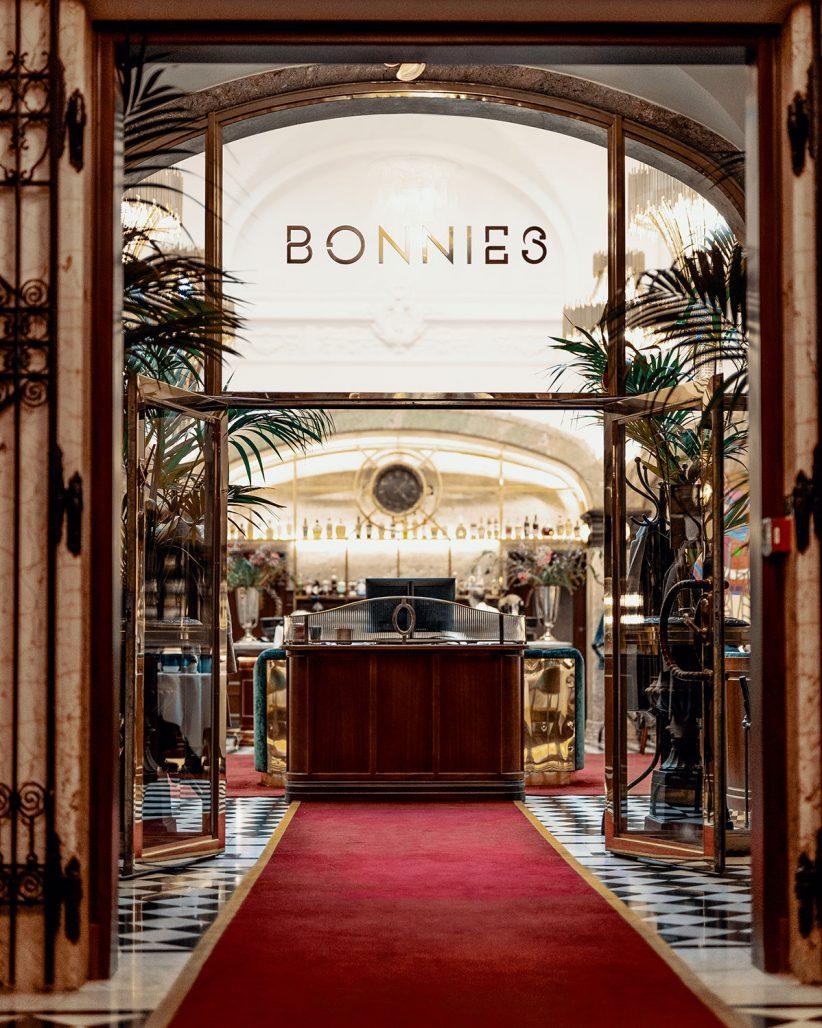 Resturang Bonnies på Bank Hotel