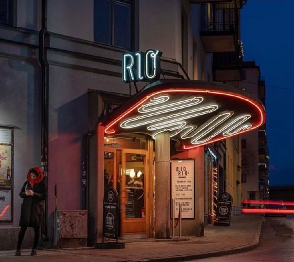 Bio Rio i Stockholm