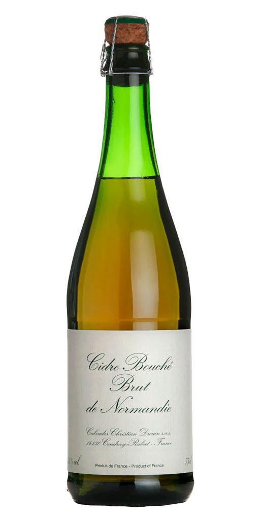 Cidre Bouché Brut de Normandie från Christian Drouin