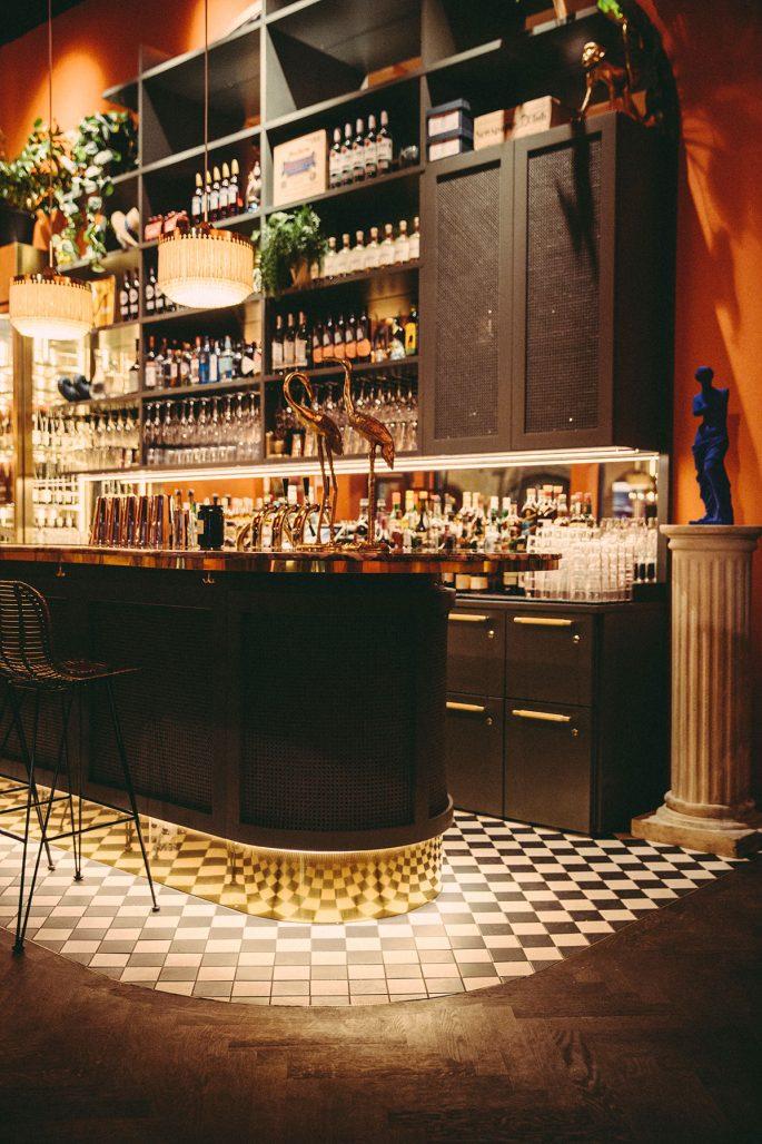 Cocktailbaren Coquetel Social i Stockholm