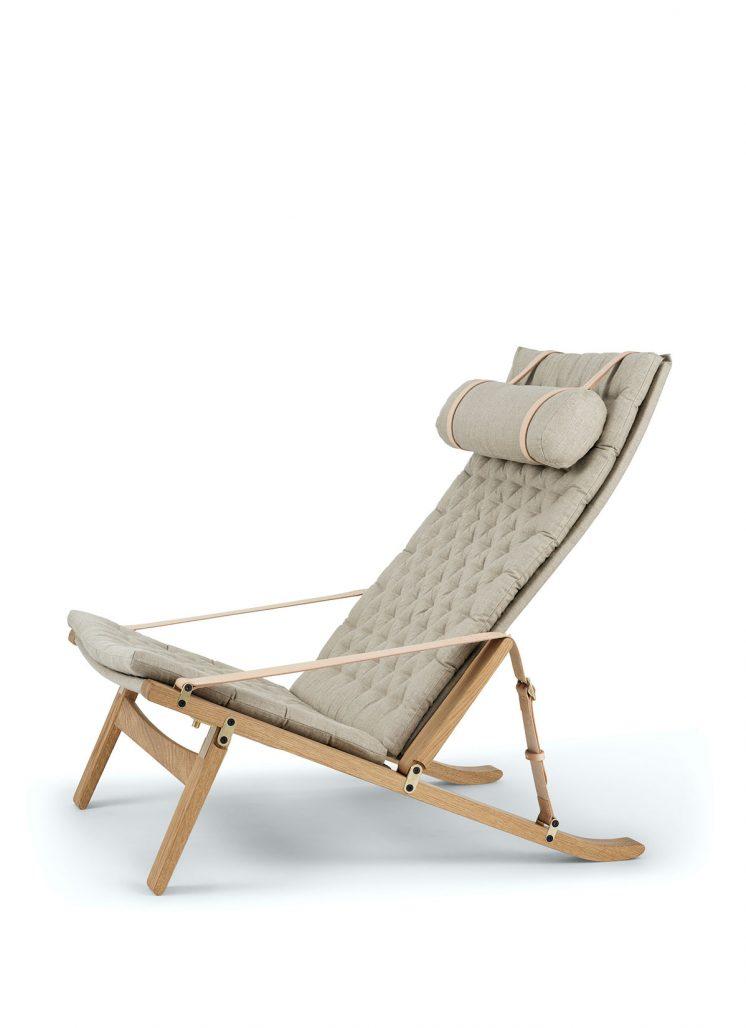 Fåtöljen Plico Chair.