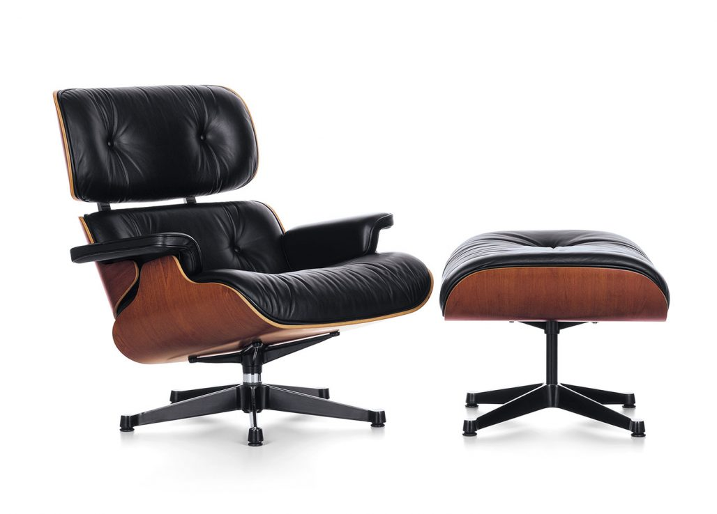 Fåtöljen Eames Lounge Chair
