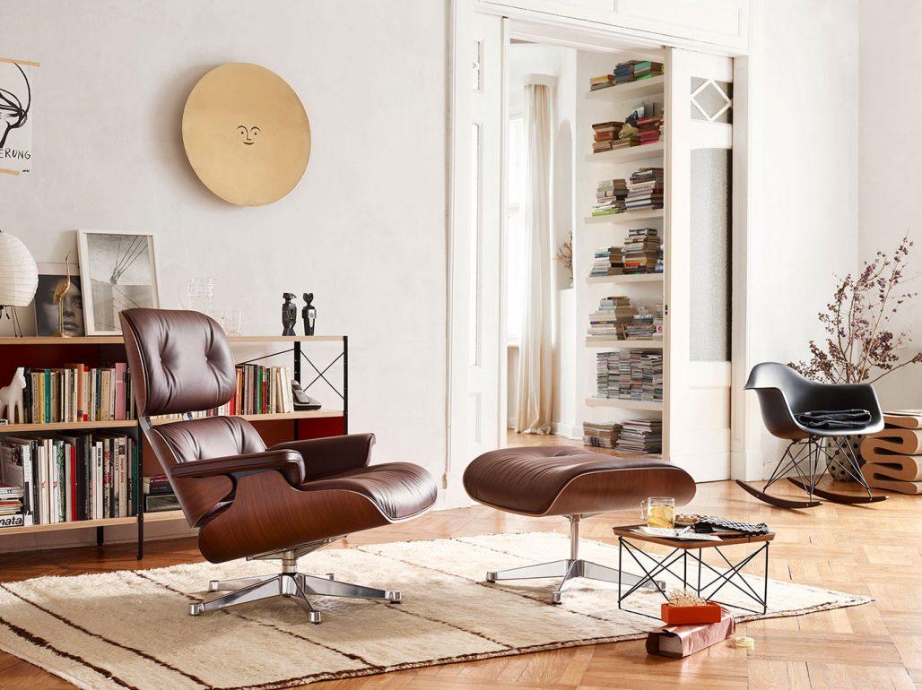 Eames Lounge Chair är en av vår tids mest ikoniska möbler