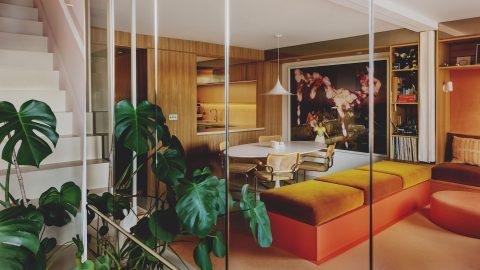 Canyon House av Studio Hagen Hall är en av våra formfavoriter