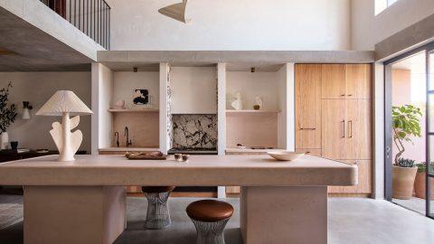 Kontorsdrömmar av arkitektbyrån Alexander & Co