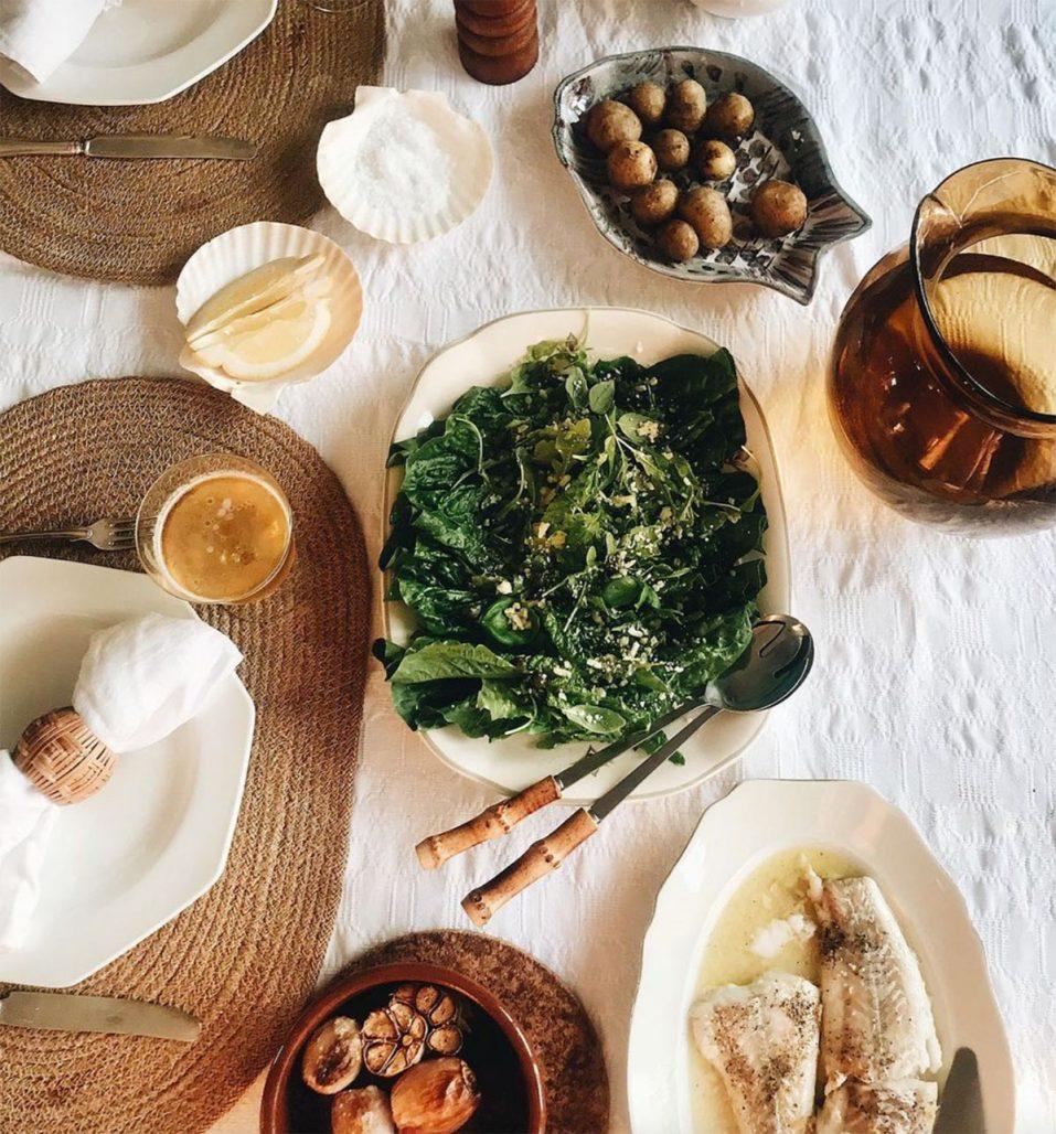 Mat och stilleben av Fredrika Palmstierna
