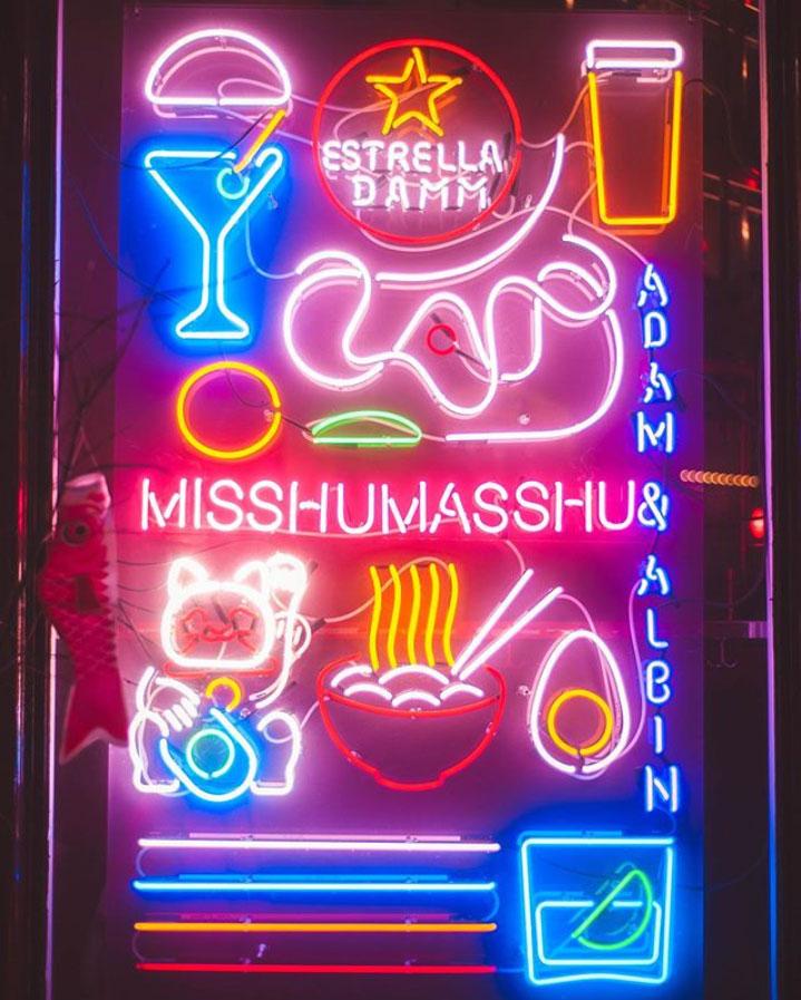 Resturang Misshumasshu i Stockholm
