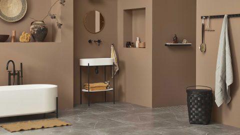 Piffa upp badrummet