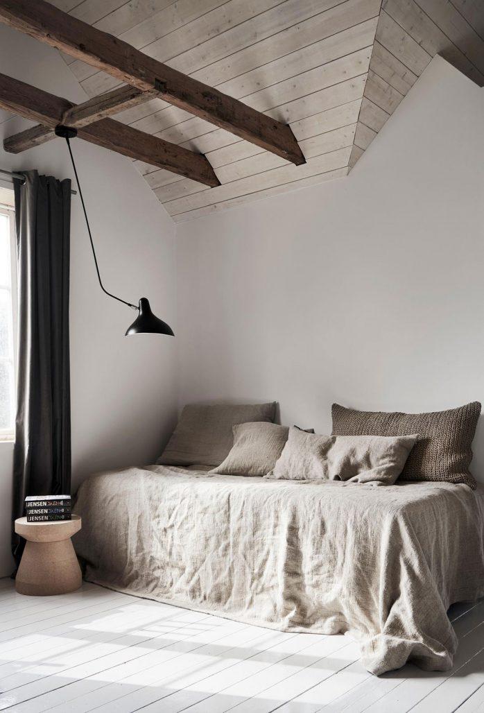 Sovrum i Villa Kulla