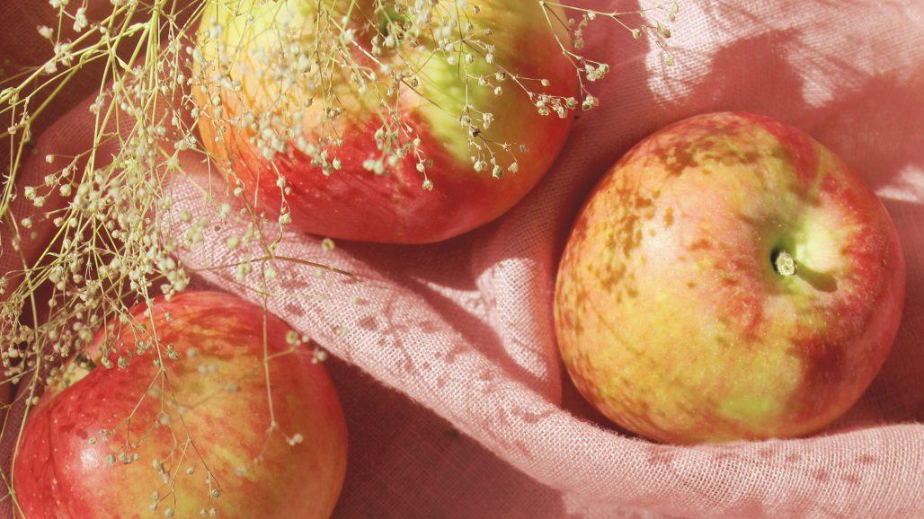 Äpplen till cider