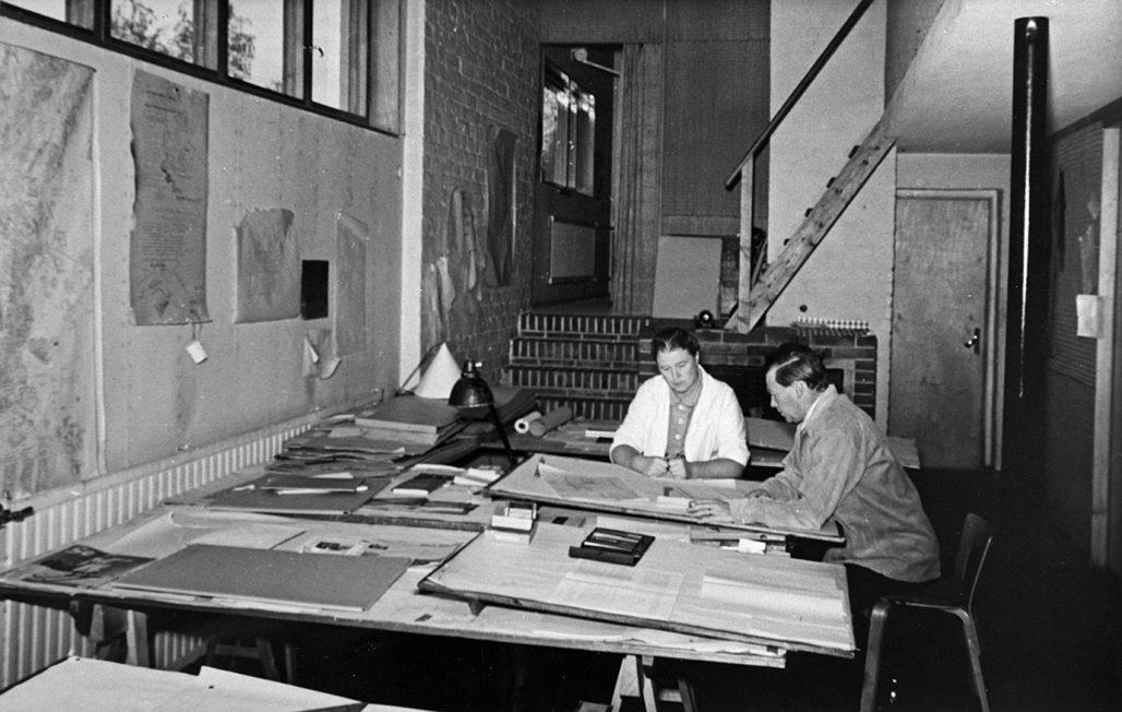 Paret Alvar och Aino Aalto