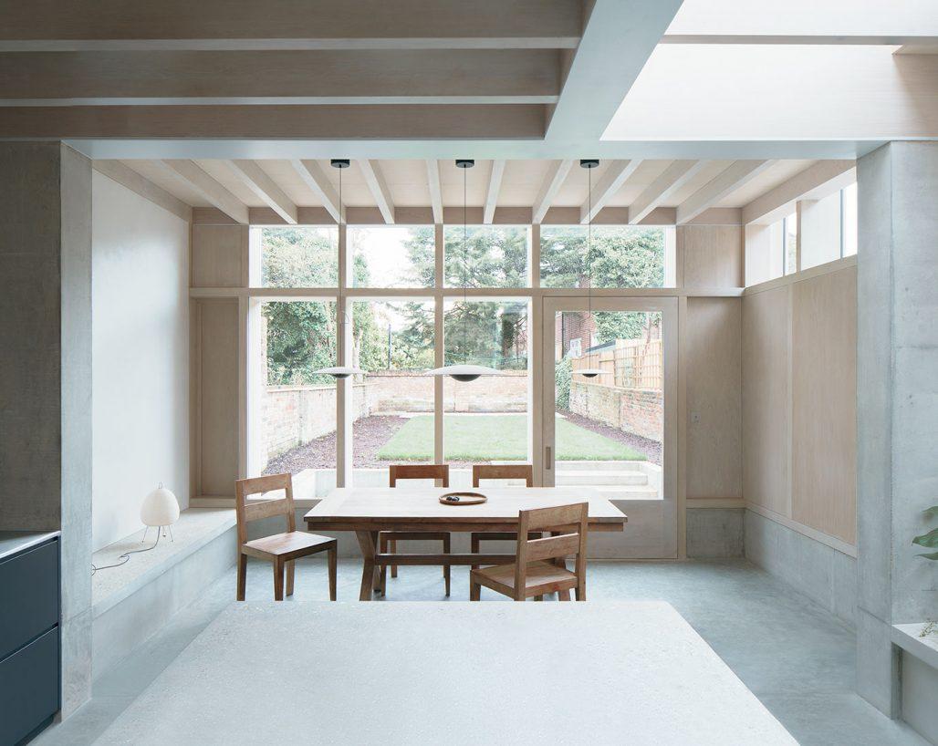 Flexibla ytor i köket av DGN Studio