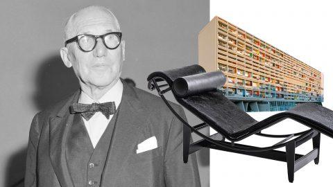 Fantastiska formgivare – Le Corbusier
