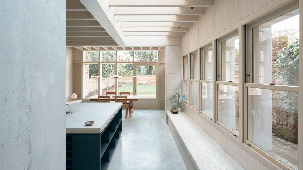 Köket av DGN Studio är en av våra formfavoriter