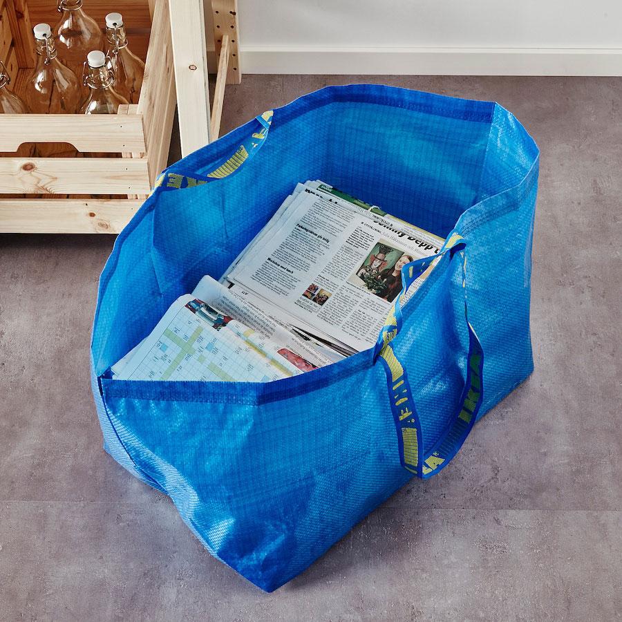 Ikea Frakta för att källsortera
