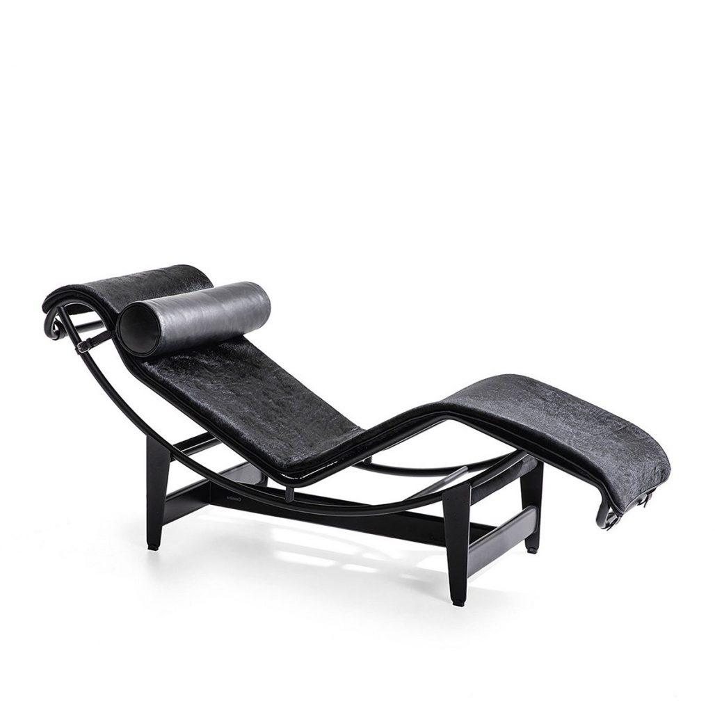 Fåtölj LC4 av Le Corbusier