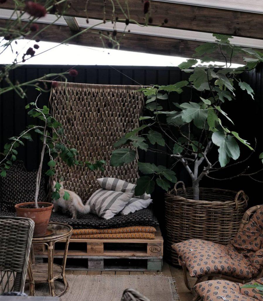 Floristen Linda Hanssons växthus