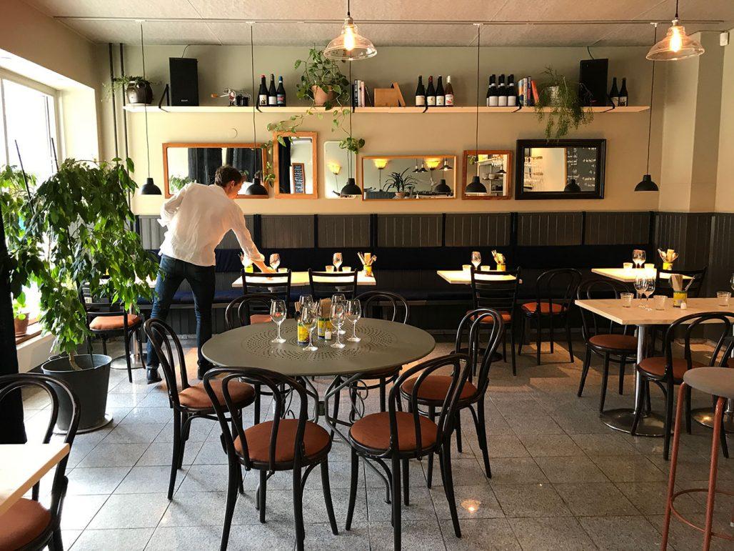 Resturang Diket i Göteborg