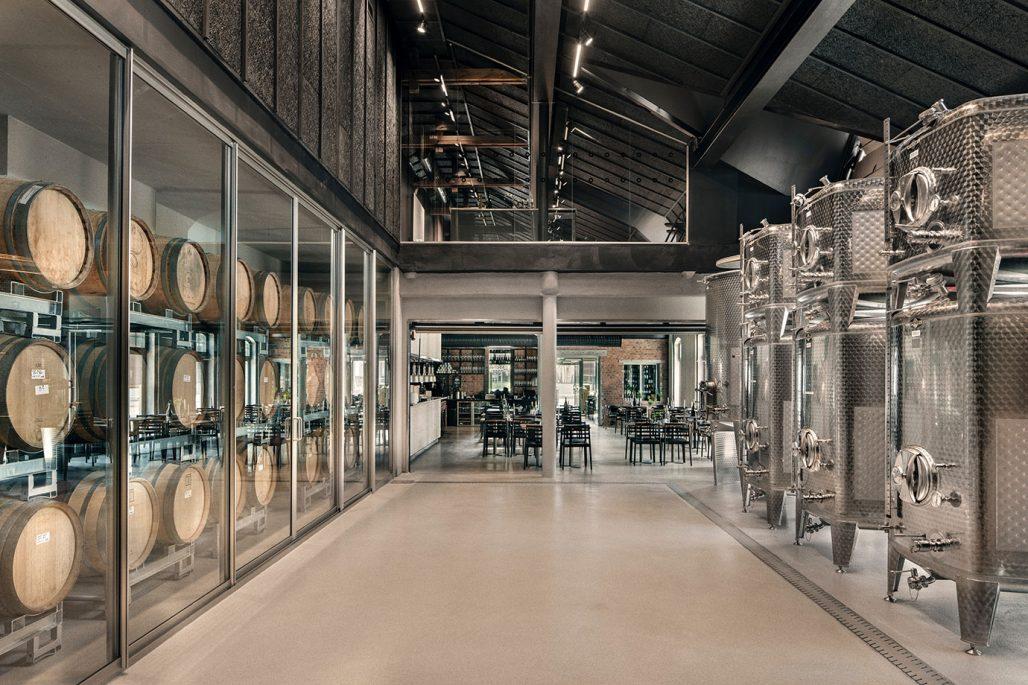 Vingården Wine Mechanics i Göteborg