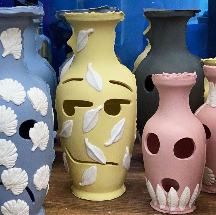 Keramik av Sofi Gunnstedt