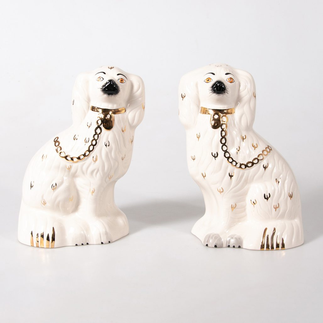 Porslinshundar