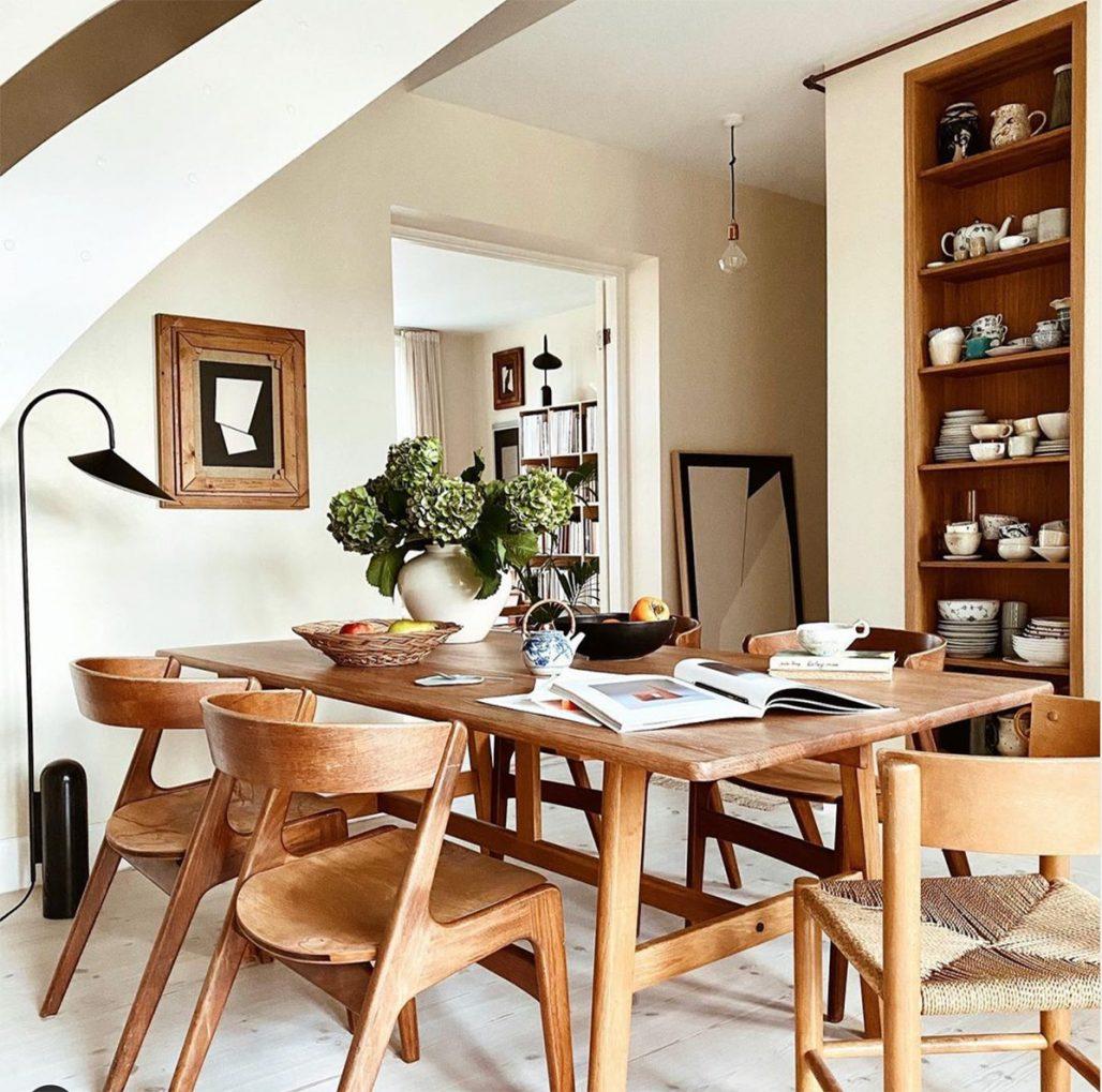 Köket hemma hos Simone Polk