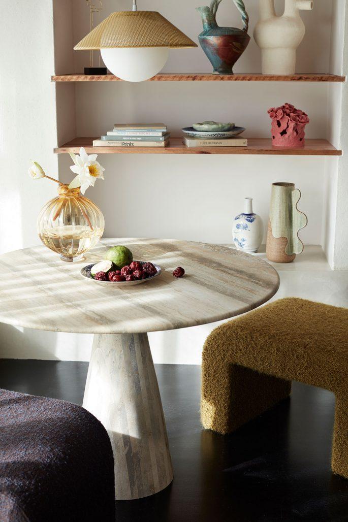 Matplats i inredning av YSG Studio